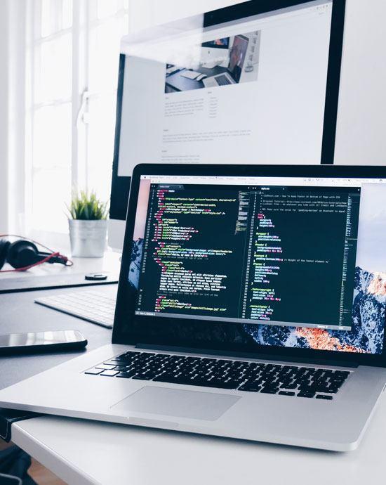 développement webdesign