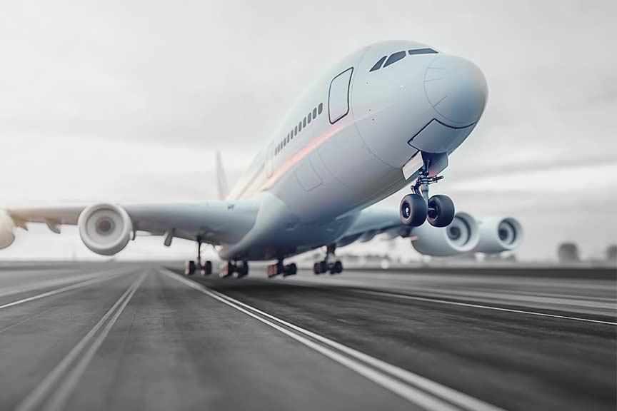 avion landing