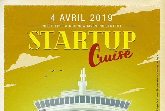 Projet Affiche Startup Cruise