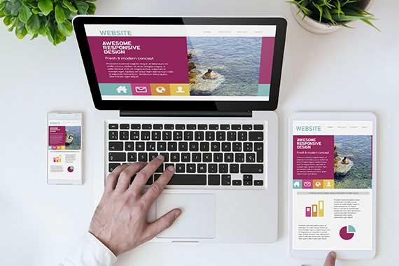 site vitrine internet