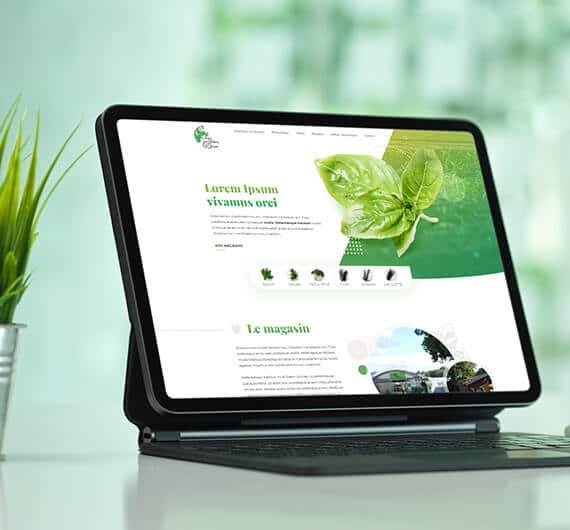 site dynamique jardin oron