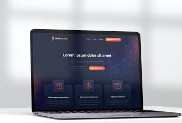 Site internet Skalv Studio